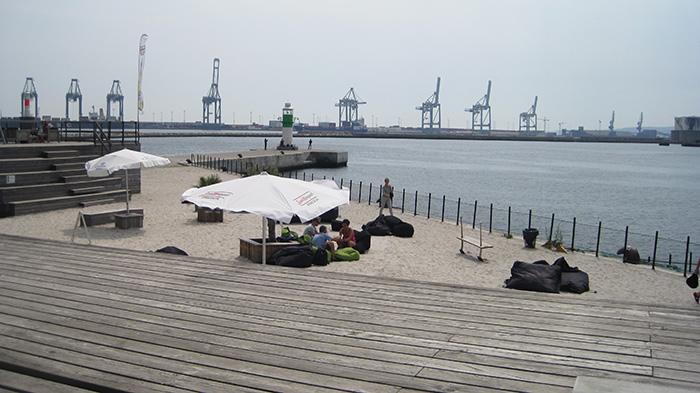 Strandbaren