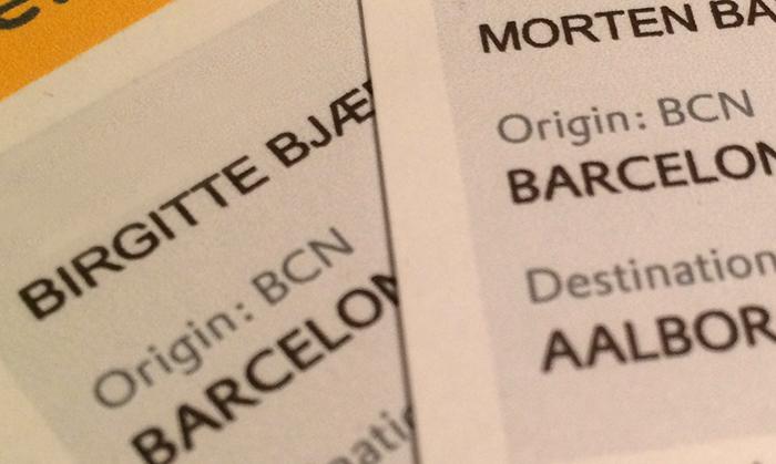Barcelonabillet